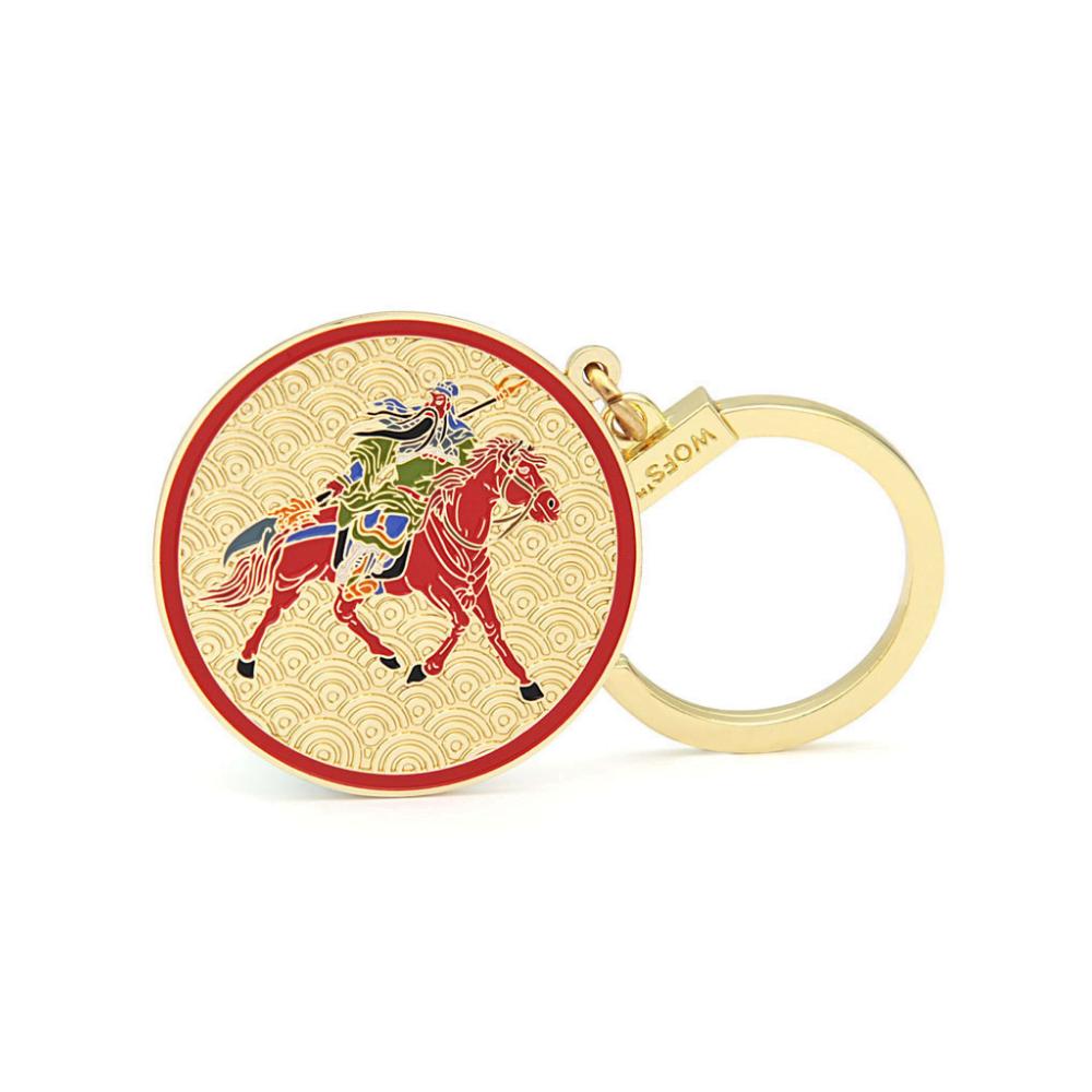 amuleta de protectie impotriva tradarii Kuan Kung