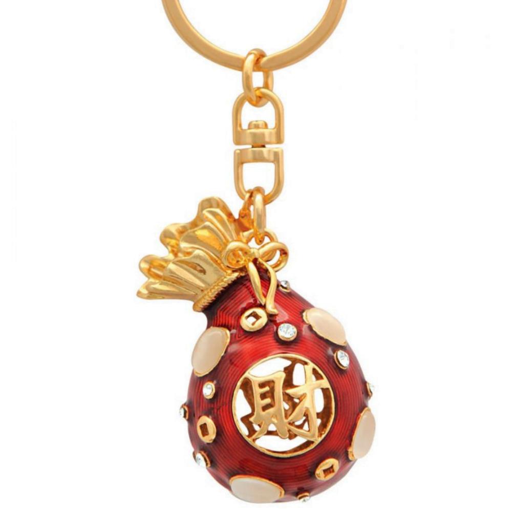 amuleta cu sacul cu bani